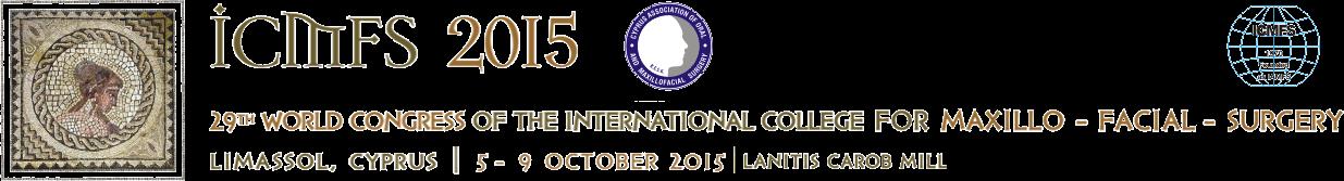 ICMFS 2015 - www.icmfs2015.com